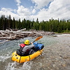 B.C.'s Flathead Valley by packraft and bike :